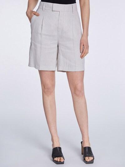 SET Shorts in beigemeliert, Modelansicht