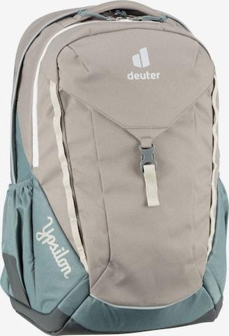 DEUTER Sports Backpack 'Ypsilon' in Beige