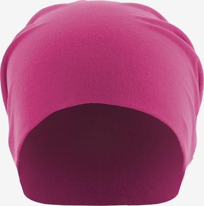 MSTRDS Mütze in magenta, Produktansicht