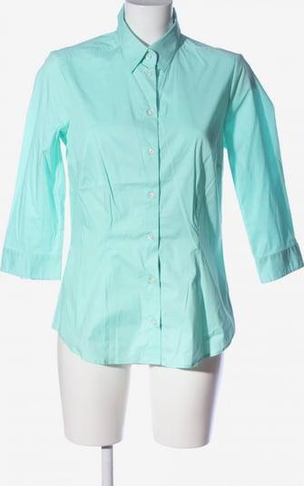 SEIDENSTICKER Langarmhemd in M in türkis, Produktansicht