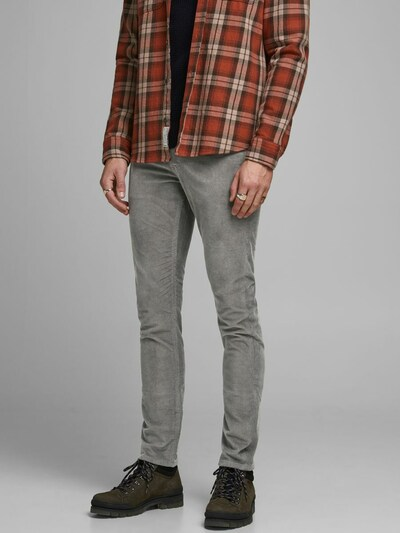 JACK & JONES Jeans 'Glenn' in grau: Frontalansicht