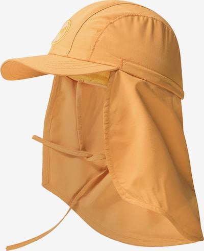 HYPHEN Hut in mandarine, Produktansicht