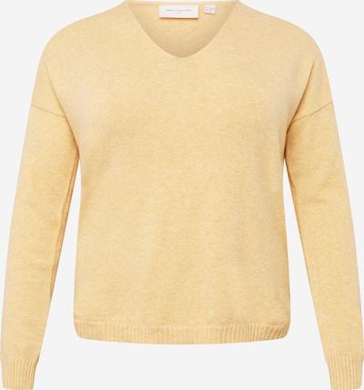 ONLY Carmakoma Sweter w kolorze żółtym, Podgląd produktu
