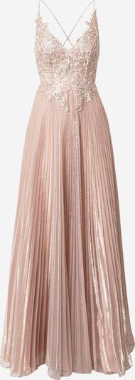 LUXUAR Robe de soirée en or rose, Vue avec produit