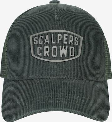 Scalpers Cap in Green