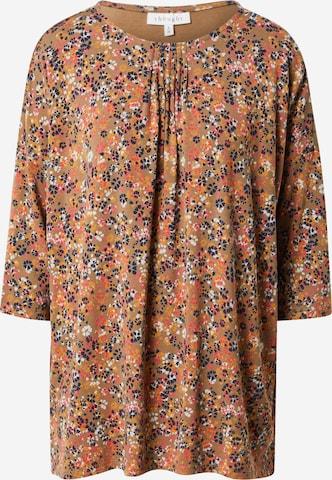 Maglietta 'ANTONIA' di Thought in marrone