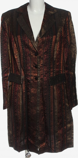 Murek Fashion Long-Blazer in XL in bronze / hellorange / rot, Produktansicht