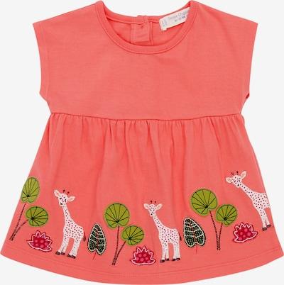Sense Organics Shirt 'AURORA' in de kleur Appel / Spar / Koraal / Framboos / Wit, Productweergave