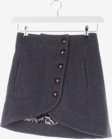 Ganni Skirt in XXS in Grey
