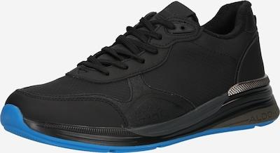 ALDO Baskets basses 'CERVAES' en bleu / noir, Vue avec produit