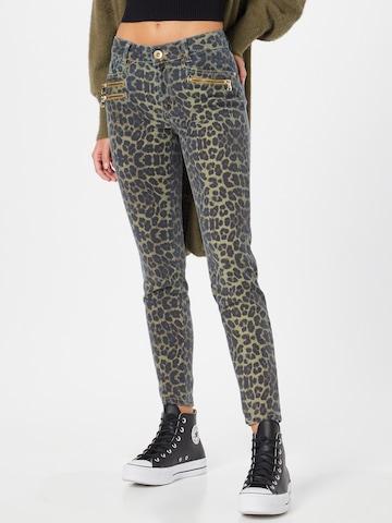 MOS MOSH Jeans 'Berlin' in Groen