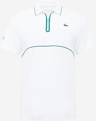 Lacoste Sport Koszulka funkcyjna w kolorze benzyna / białym, Podgląd produktu