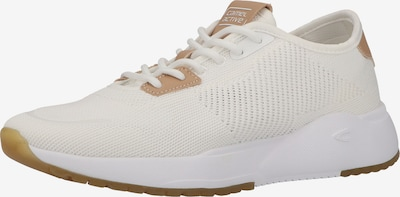 CAMEL ACTIVE Sneakers in Camel / White, Item view