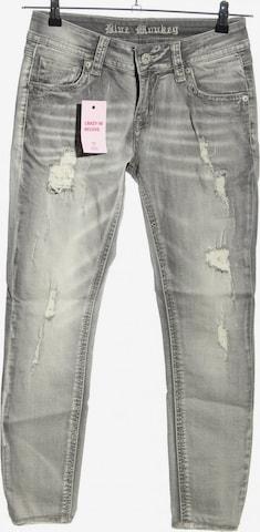 Blue Monkey Jeans in 27-28 x 32 in Grey