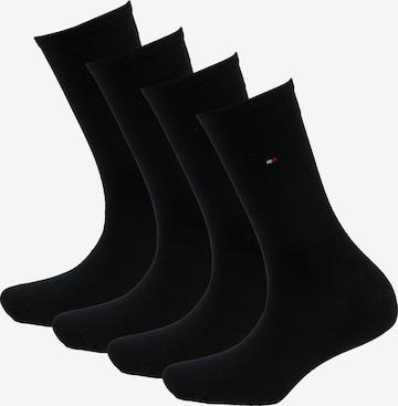 TOMMY HILFIGER Socks in Black