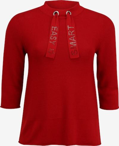 Doris Streich Pullover in rot, Produktansicht