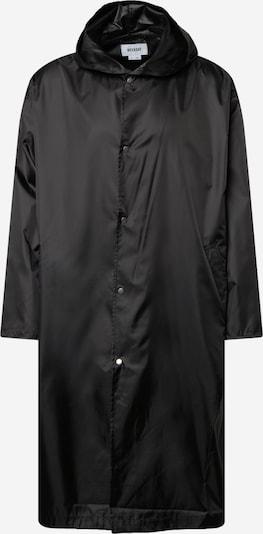 WEEKDAY Manteau mi-saison 'Konstantin' en noir, Vue avec produit