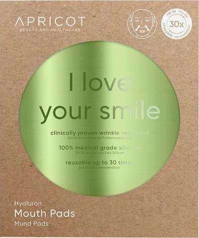 Apricot Mund Pads in transparent, Produktansicht