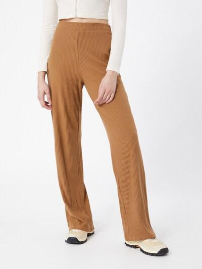 ONLY Broek in de kleur Bruin, Modelweergave