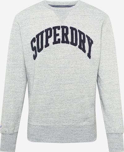 Superdry Sportisks džemperis kamuflāžas / raibi pelēks, Preces skats