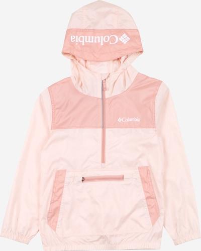 COLUMBIA Outdoor jakna 'Bloomingport' u roza / svijetloroza / bijela, Pregled proizvoda
