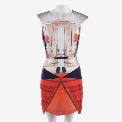 Mary Katrantzou Seidenkleid in mischfarben, Produktansicht