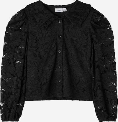 NAME IT Blouse in de kleur Zwart, Productweergave