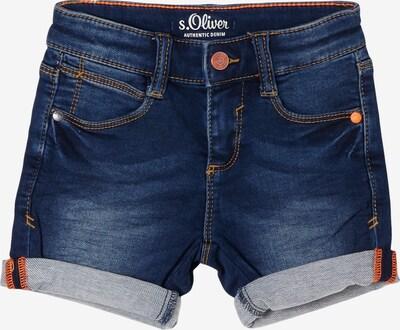 s.Oliver Jeans 'Brad' in blue denim, Produktansicht