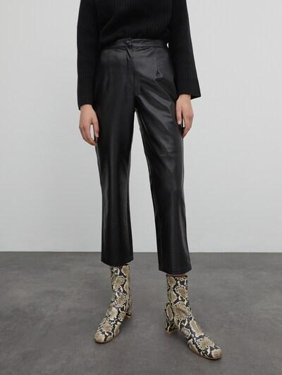 EDITED Hose 'Kani' in schwarz, Modelansicht