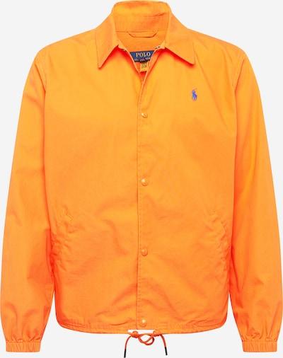 POLO RALPH LAUREN Преходно яке в синьо / оранжево, Преглед на продукта