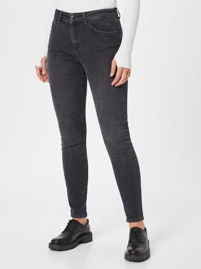 NU-IN Jeans in Black, View model