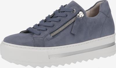 GABOR Sneaker in blau, Produktansicht