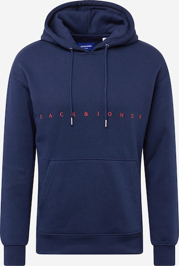 JACK & JONES Sweatshirt in navy, Produktansicht