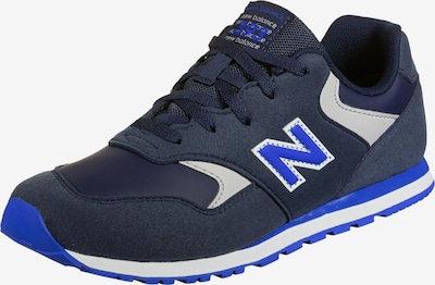new balance Sneaker ' YC393 M ' in marine / royalblau, Produktansicht