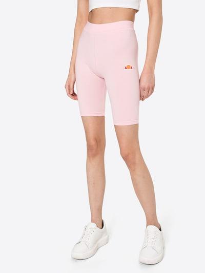 ELLESSE Shorts 'Tour' in hellpink / weiß, Modelansicht