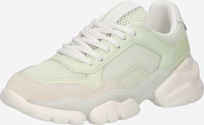 Marc O'Polo Baskets basses 'Julia' en menthe / rose clair / blanc, Vue avec produit