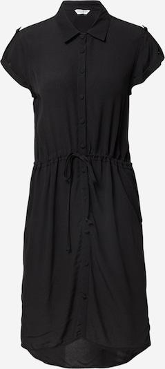 Rochie tip bluză 'Melina' ZABAIONE pe negru, Vizualizare produs