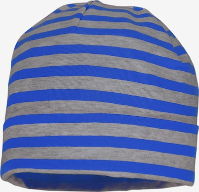 MAXIMO Muts in de kleur Blauw / Grijs, Productweergave