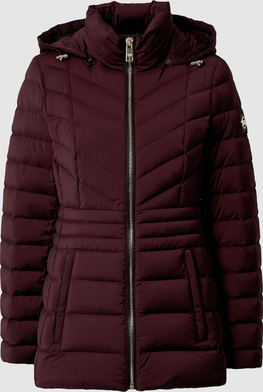 MICHAEL Michael Kors Jacke in weinrot   ABOUT YOU