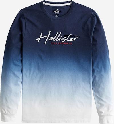 HOLLISTER T-shirt i blå / röd / vit, Produktvy