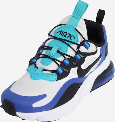 Nike Sportswear Sneaker 'Air Max 270' in türkis / royalblau / schwarz / weiß, Produktansicht