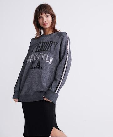 Superdry Sweatshirt in Grey