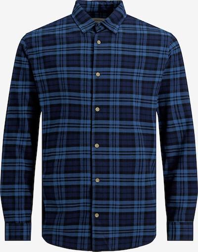 JACK & JONES Košulja u mornarsko plava / sivkasto plava / kobalt plava / crna, Pregled proizvoda
