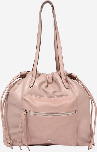 TOM TAILOR Vrećasta torba 'Estelle' u roza, Pregled proizvoda