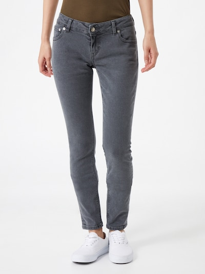 MUD Jeans Jeans in de kleur Grey denim, Modelweergave