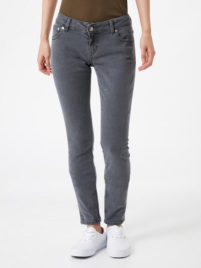 MUD Jeans Farkut värissä harmaa denim, Mallinäkymä