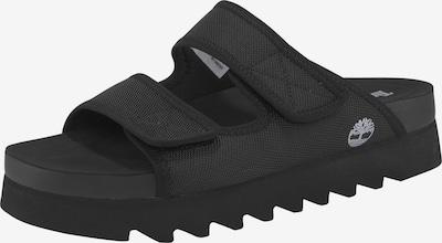 TIMBERLAND Pantofle - černá / bílá, Produkt