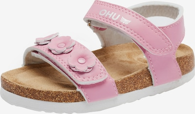 myToys-COLLECTION Sandale 'Frieda' in hellpink, Produktansicht