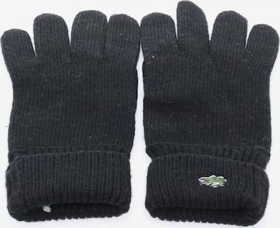 LACOSTE Strickhandschuhe in XS-XL in schwarz, Produktansicht