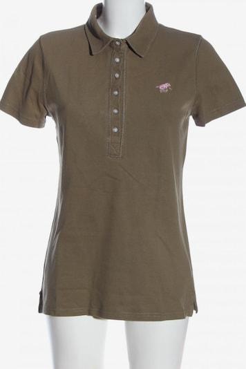 POLO SYLT Polo-Shirt in L in braun, Produktansicht